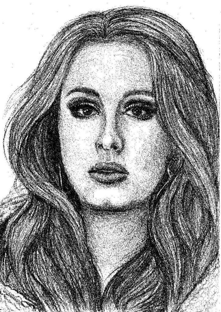 Bez malování, koní a zpěvu by Katy jen přežívala.