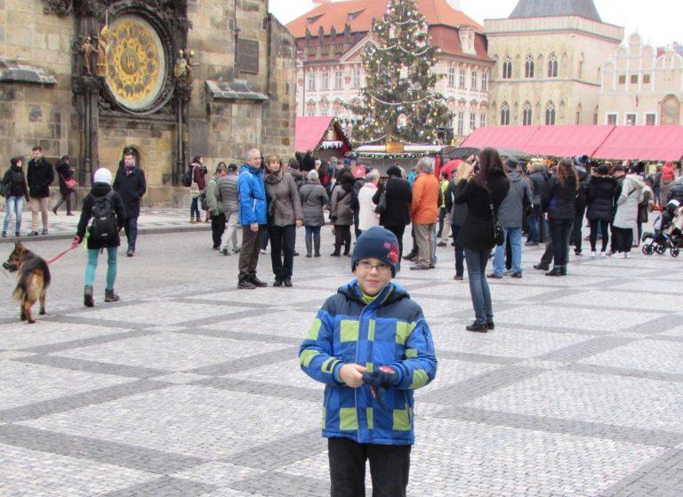 Fejeton: Vánoce s hádětem