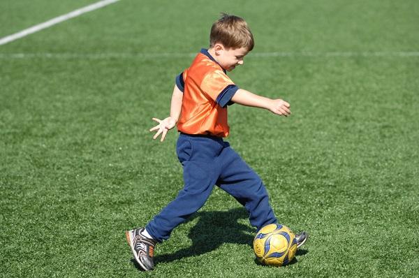 Co trápí děti s AS v hodinách tělesné výchovy