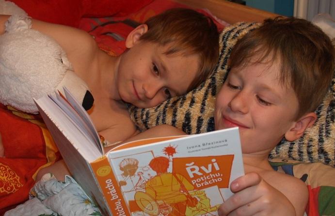 Se sourozencem autisty mluvit na rovinu