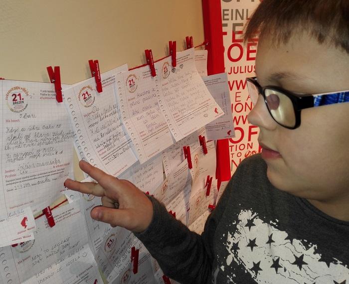 Děti s ADHD a autismem platily básničkou 3