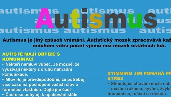 Tvořte s námi leták o autismu 6