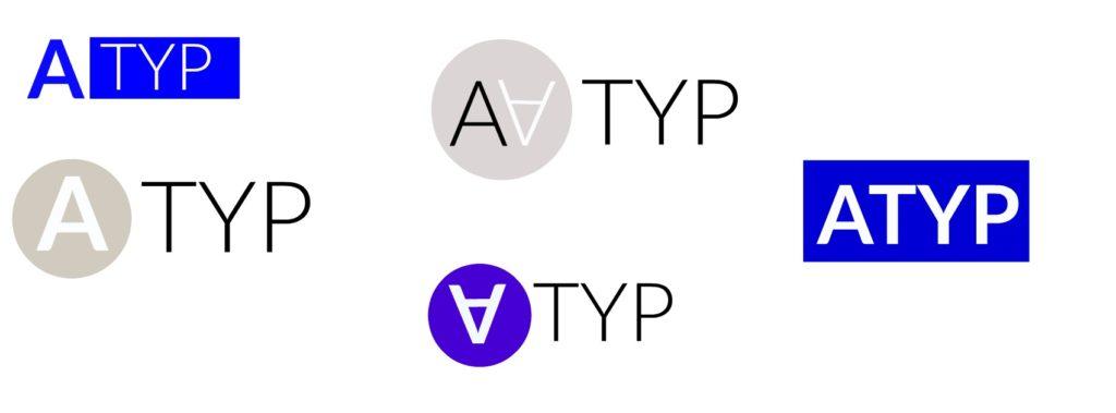 Vyberte s námi logo pro ATYP magazín 1
