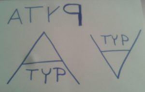 Vyberte s námi logo pro ATYP magazín 2
