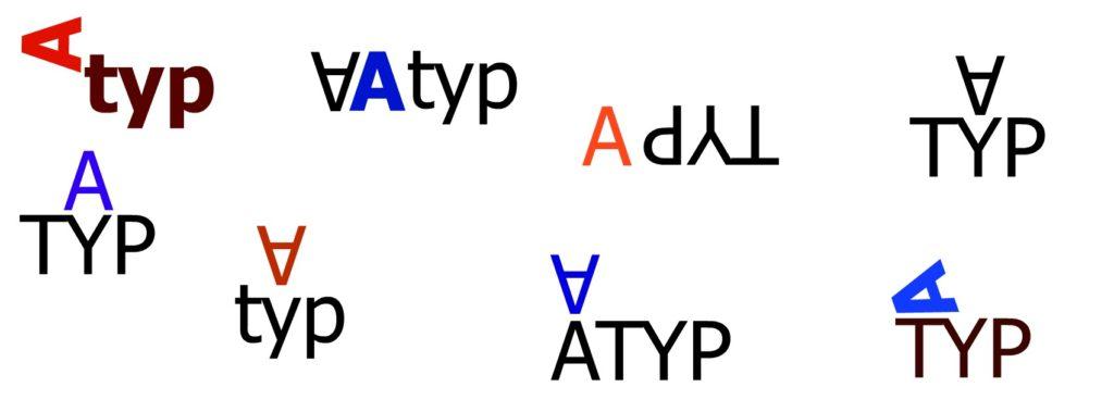 Vyberte s námi logo pro ATYP magazín 3