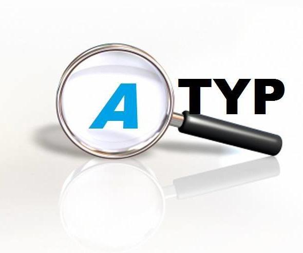 Vyberte s námi logo pro ATYP magazín