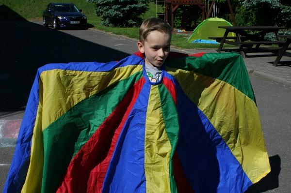 Asistentem na pobytu s autistickými dětmi 3
