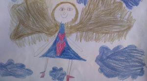 Autistka ve třídě vidí anděly 2