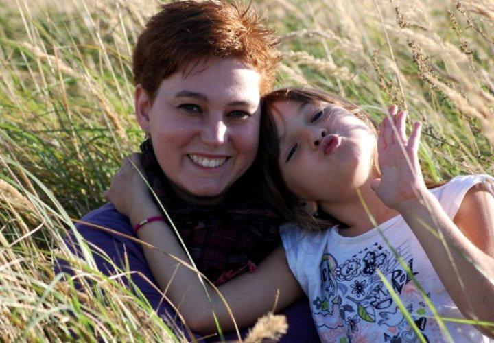 Maminka dcery s AS potřebuje naši pomoc