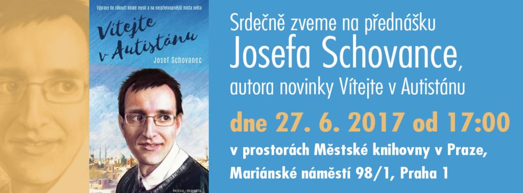 Na co byste se zeptali Josefa Schovance?
