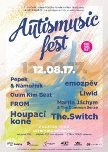 Autismusic Fest aneb Nalaďme se na vlnu autistů