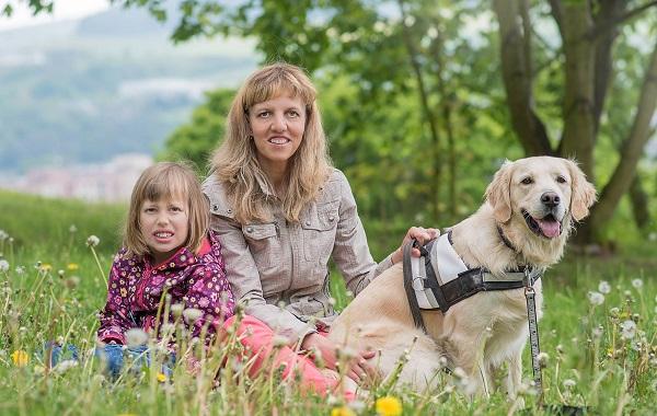 Tlapky lásky, aneb jak pomáhá autistickému dítěti pes 1