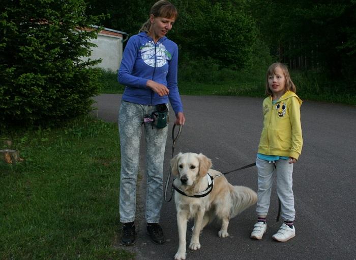 Tlapky lásky, aneb jak pomáhá autistickému dítěti pes