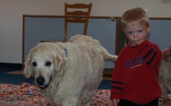 Tábor PAS z.s. pro děti s autismem