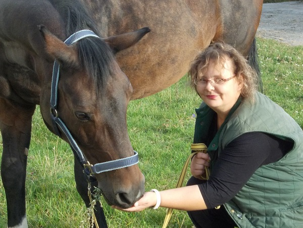 Schizofreničku léčí koně