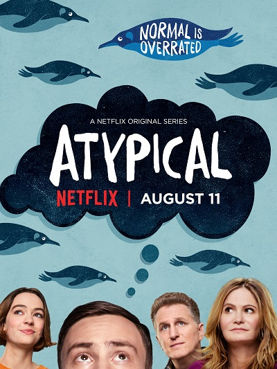 Atypical a The Good Doctor - dva aktuální seriálové hity o autismu pohledem autistky 1