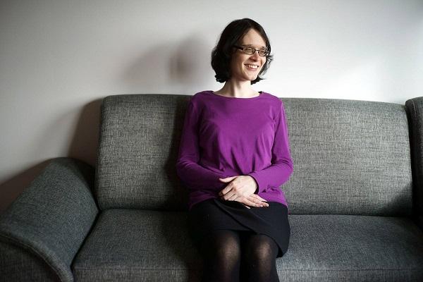 Openspace není pro mě moc dobrý, říká autistka Míša Codlová