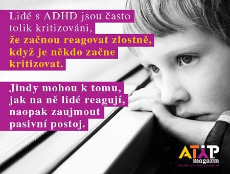 Prof. Pavel Mohr: Nepropadejte panice, když se objeví ADHD 1