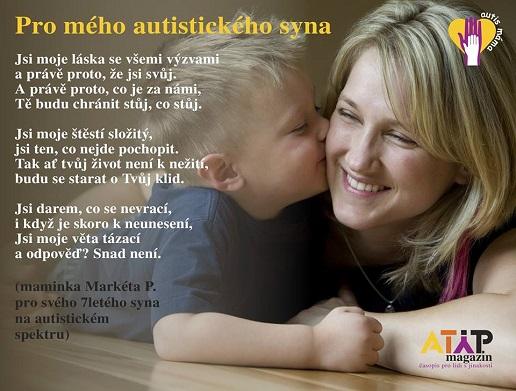 Dopis mému autistickému dítěti 1