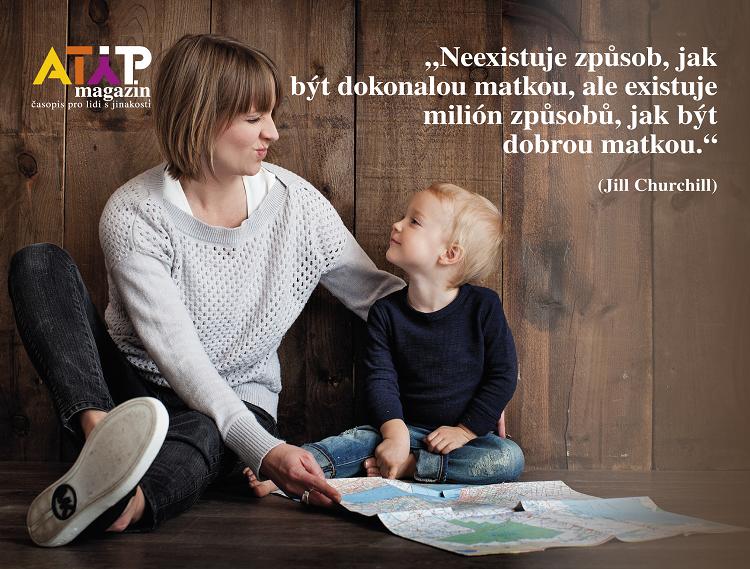 Existují dokonalé matky autistických dětí? 5