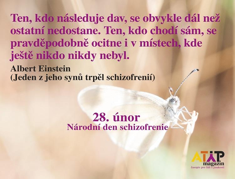 Národní den schizofrenie 1