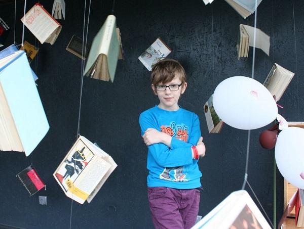 Jak přežít Svět knihy s dětmi na spektru a ADHD 4