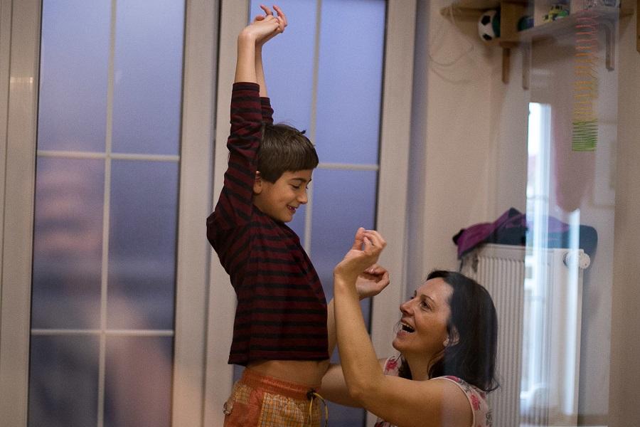 Manželé Chuecos: Autisté pomáhají nám, ne my jim 3