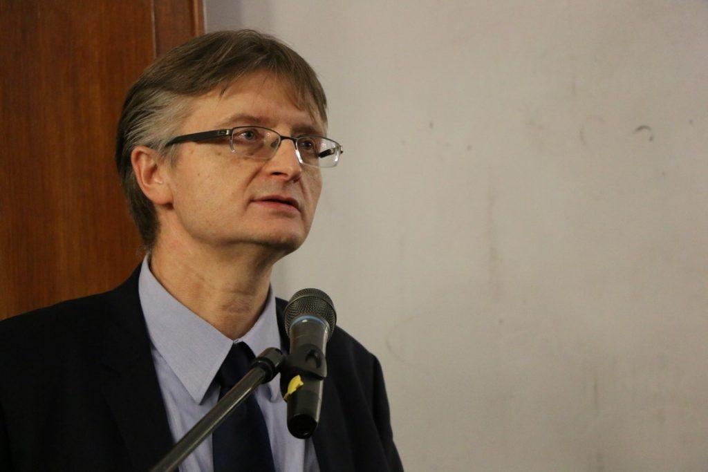 Duševní nemocí trpí každý pátý Čech, říká nový předseda Psychiatrické společnosti profesor Pavel Mohr 1