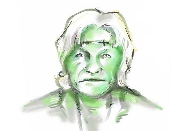 Ivana Recmanová: MUDr. Matýs - psychiatr nebo filozofické zombie?