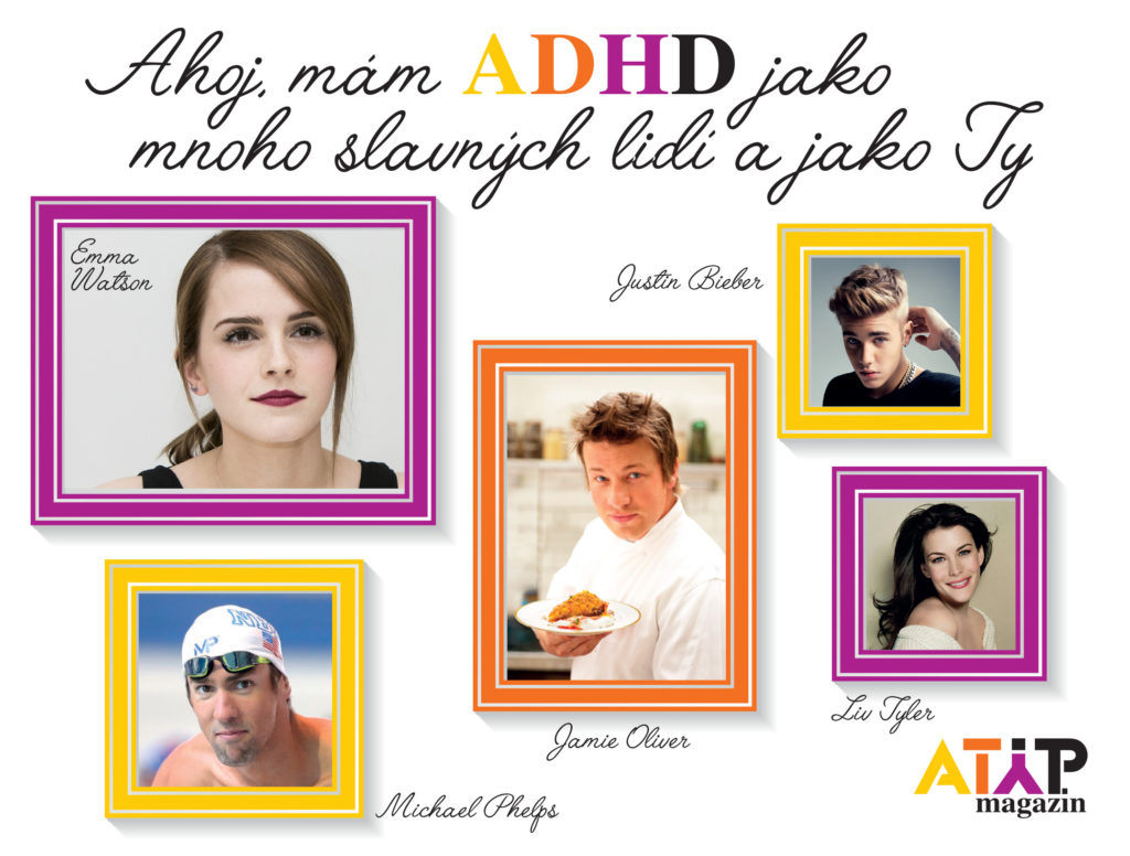 U60 % dětí s ADHD přetrvávají symptomy celý život 2