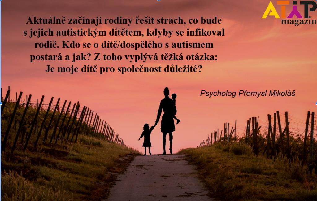 Psycholog Mikoláš: Vypněte zprávy, pokud vás nebo vaše děti zatěžují