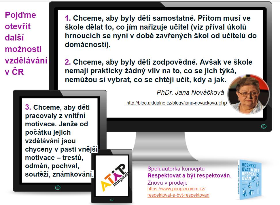 Pojďme otevřít další možnosti vzdělávání v ČR