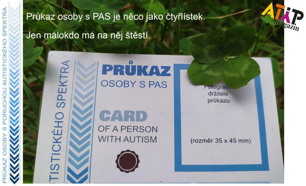 Ženu s autismem bez roušky vyhodili, neměla čím prokázat autismus. Pandemie potvrdila potřebnost Průkazu osoby s PAS, ten však u lékařů není. 3