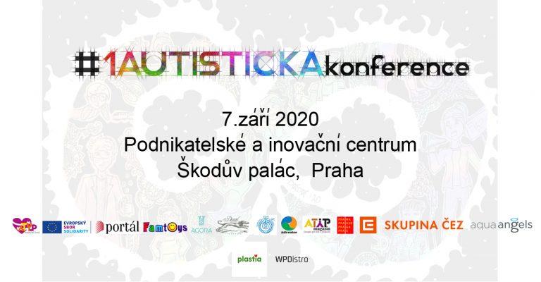 1. Autistická konference: Lidé s autismem budou mít v září svou konferenci.