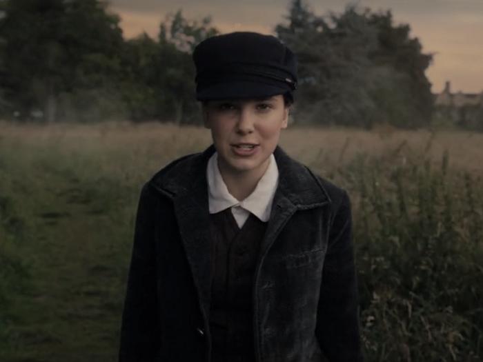 Je Enola Holmes na spektru jako Sherlock? 9
