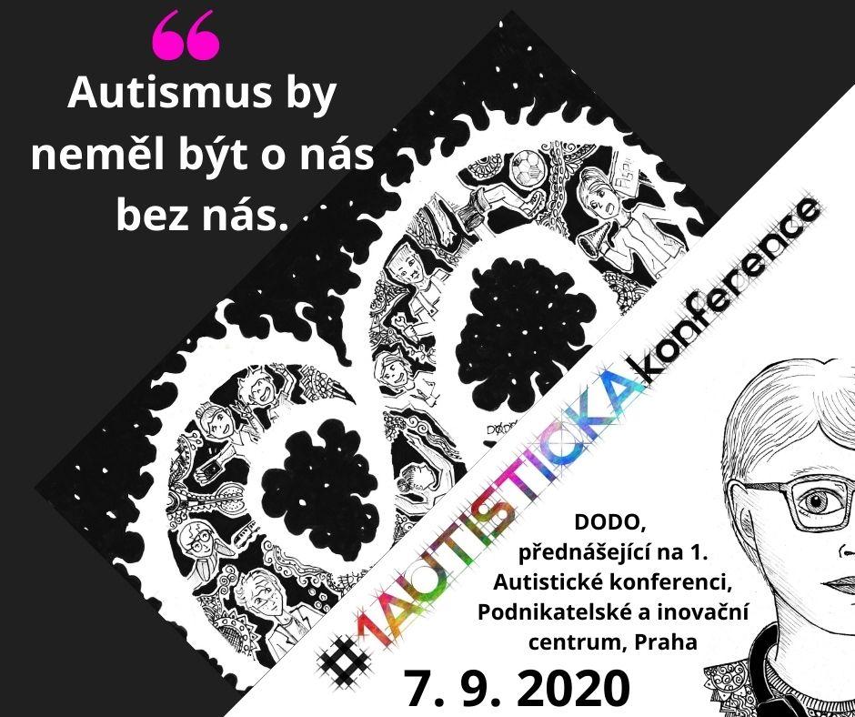 My autisté nejsme monstra