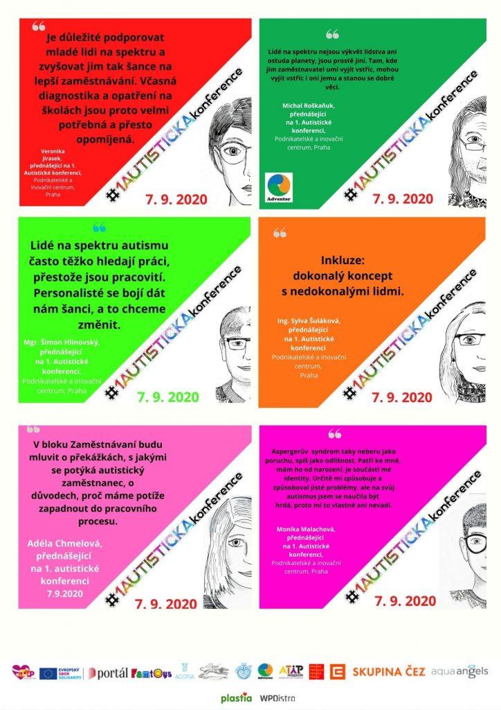 TZ: 1. Autistická konference bude 7. září 2