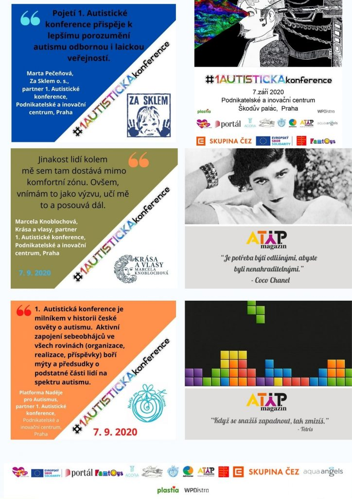 TZ: 1. Autistická konference bude 7. září 4