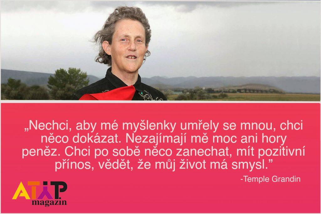 Úžasná Temple Grandin 1