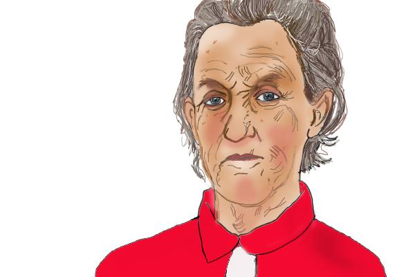 Úžasná Temple Grandin