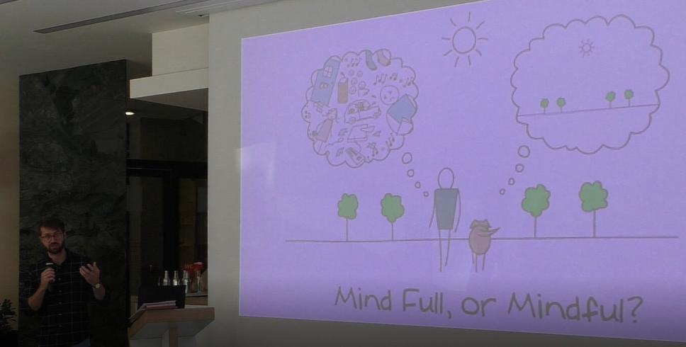 Adam Táborský: Mindfulness pomáhá také autistům