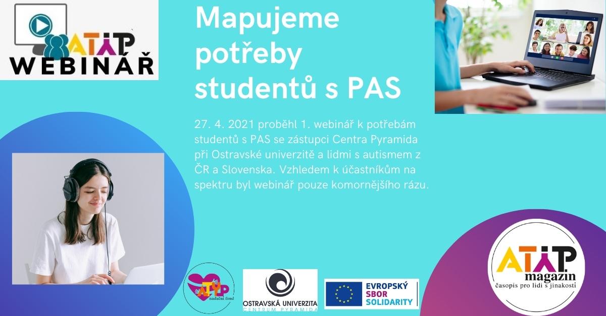 Zástupci Centra Pyramida Ostravské univerzity: Vždycky je to o komunikaci, ať už mezi studentem, námi na centru a mezi vyučujícími 3