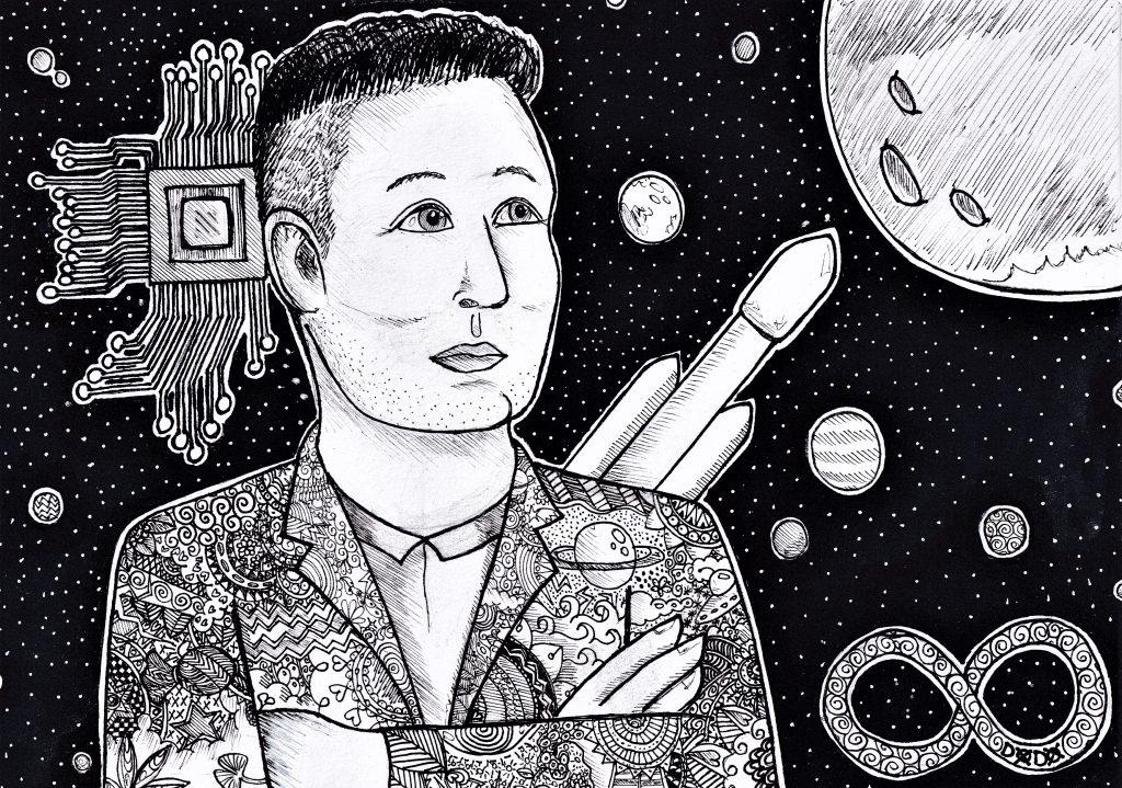 """Elon Musk """"netrpí"""" Aspergerovým syndromem 1"""