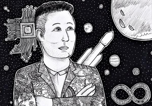 """Elon Musk """"netrpí"""" Aspergerovým syndromem"""