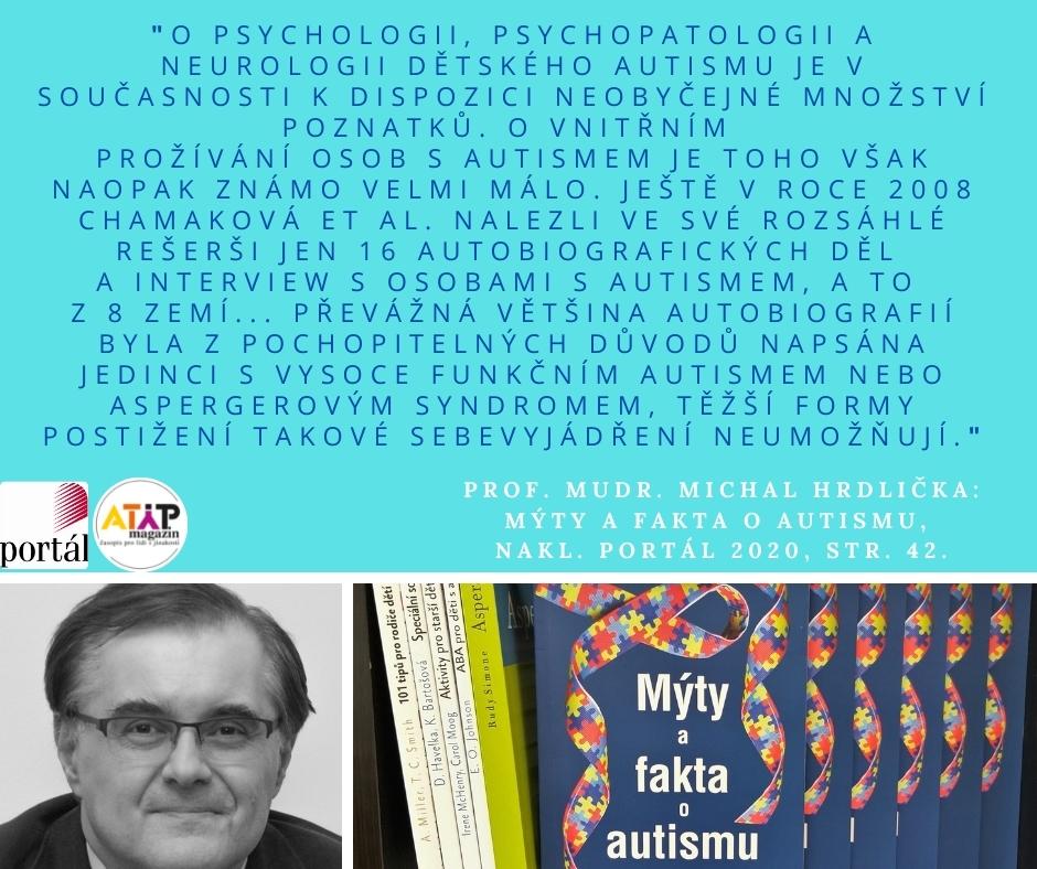 """Kniha """"Mýty a fakta o autismu"""" některé mýty vyvrací, jiné přináší 1"""