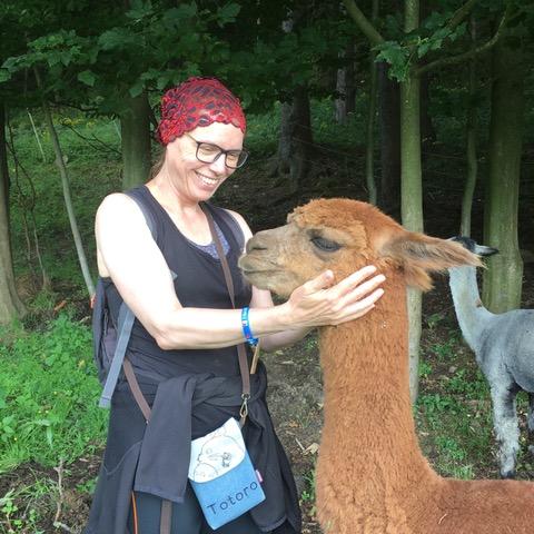 Alpaky - přátelé autistů