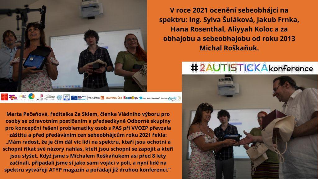 Autistická konference již podruhé nabourala předsudky o autistech 1