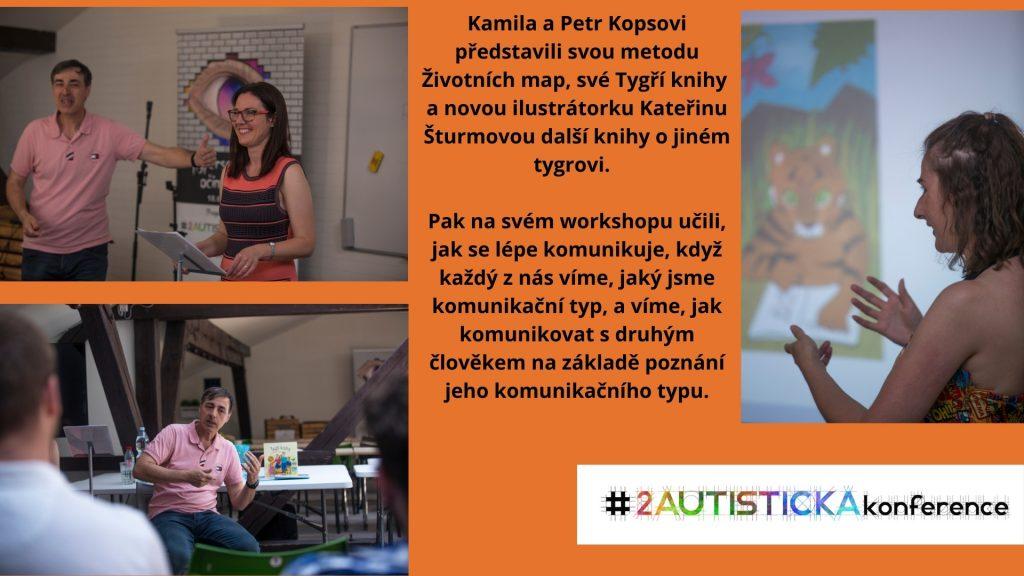 Autistická konference již podruhé nabourala předsudky o autistech 7