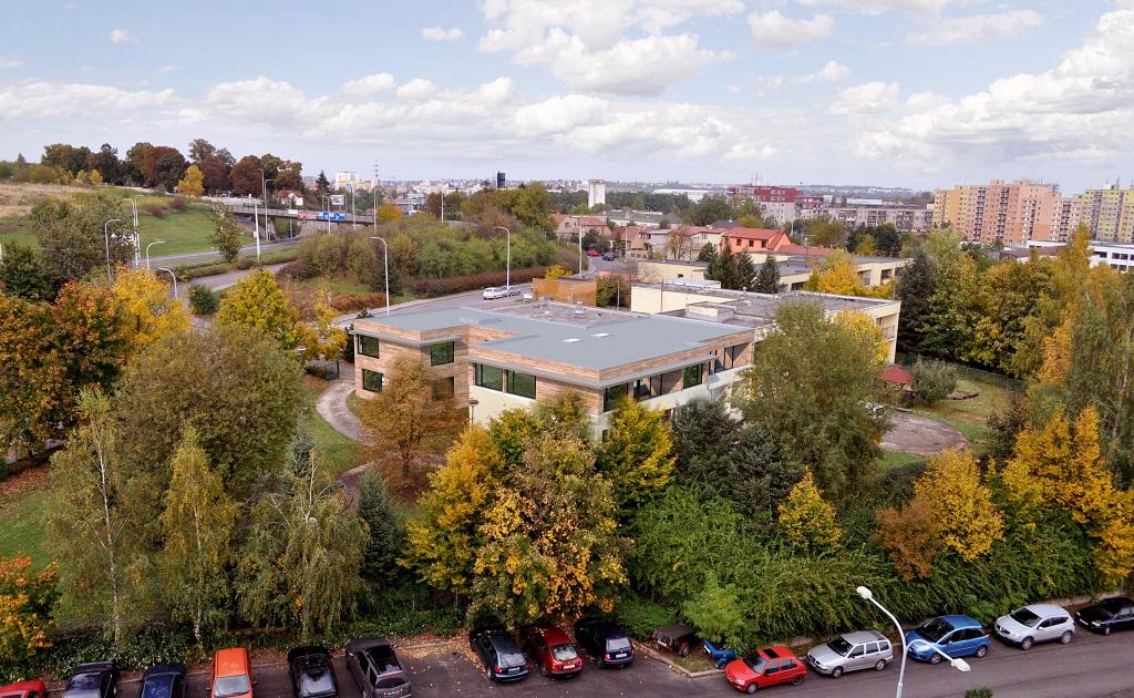 Diakonie Praha staví nový domov pro dospělé autisty. Chybí však peníze na dostavbu. 1
