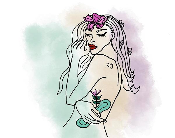 Jak učinit z červených dní zelené aneb ekologická menstruace